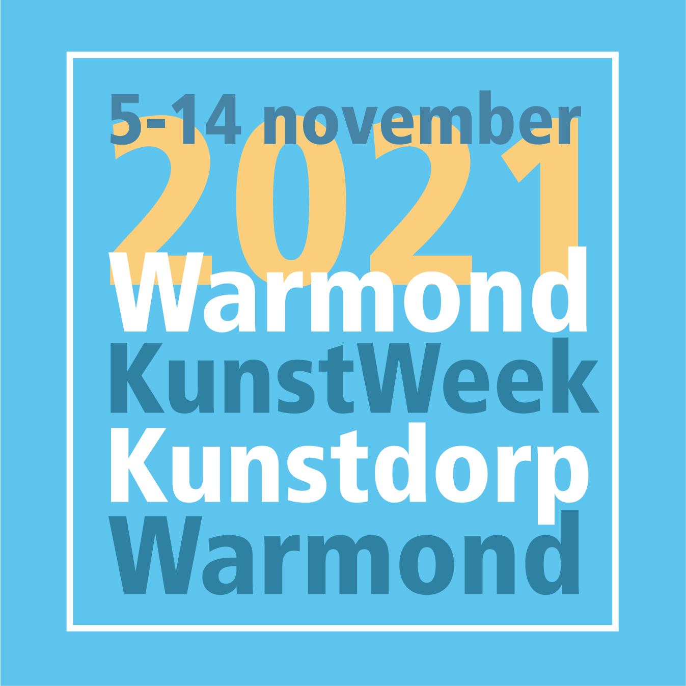 Kunstweek Warmond 2021